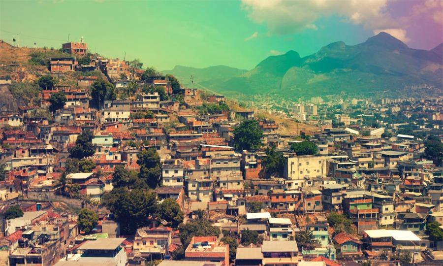 La favela (in)visibilizada…